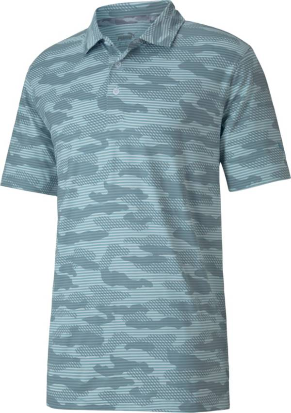 PUMA Men's CLOUDSPUN Camo Golf Polo product image