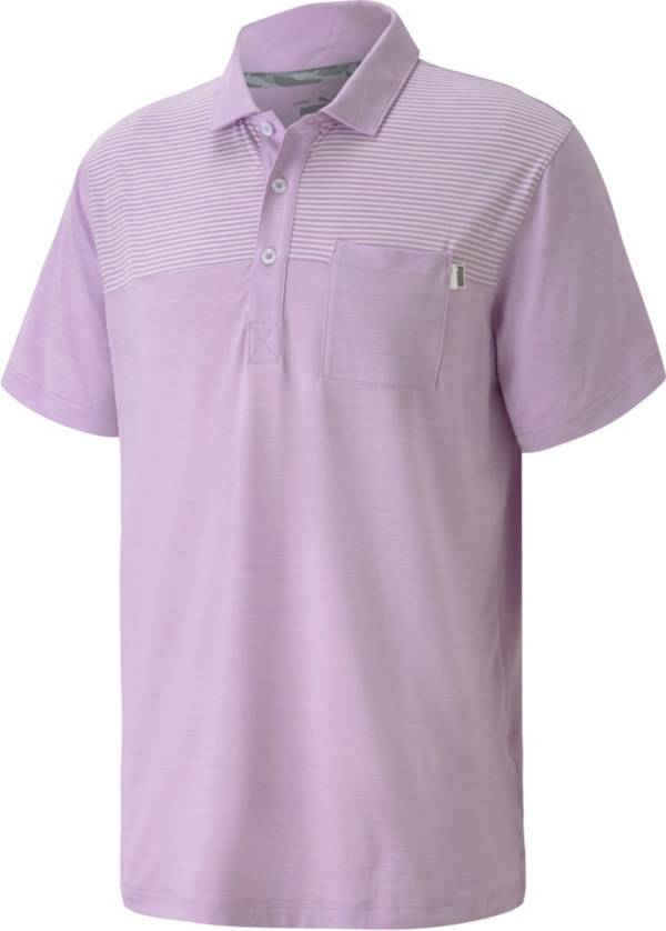 PUMA Men's CLOUDSPUN Pocket Golf Polo product image