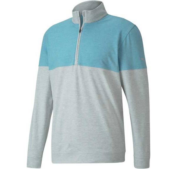 PUMA Men's Warm Up ¼ Zip Golf Pullover product image