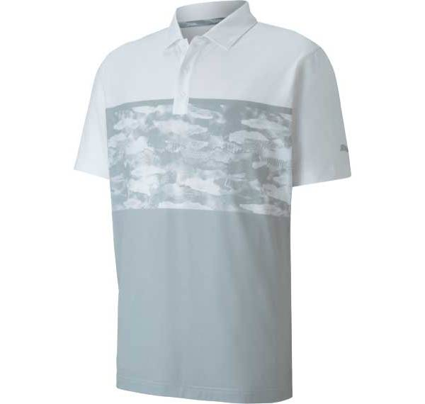 PUMA Men's Camoblock Golf Polo product image