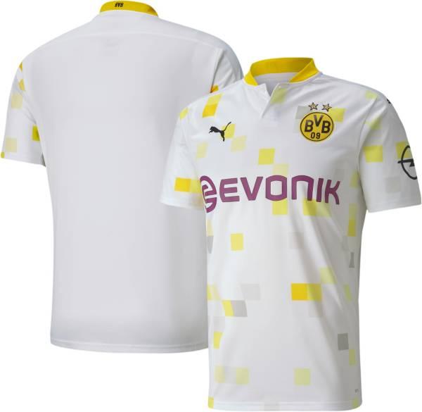 PUMA Men's Borussia Dortmund '20 Third Replica Jersey product image