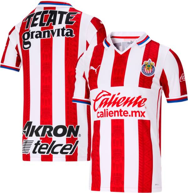 PUMA Men's Chivas '20 Home Replica Jersey product image