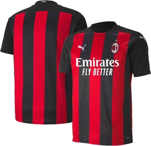 PUMA Men's AC Milan '20 Home Replica Jersey product image