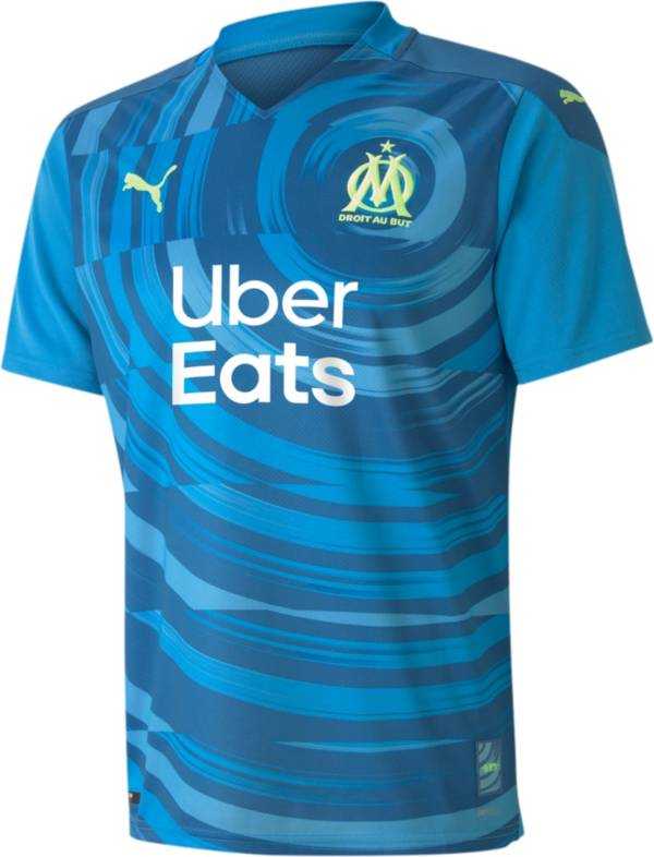 PUMA Men's Marseille '20 Third Replica Jersey product image