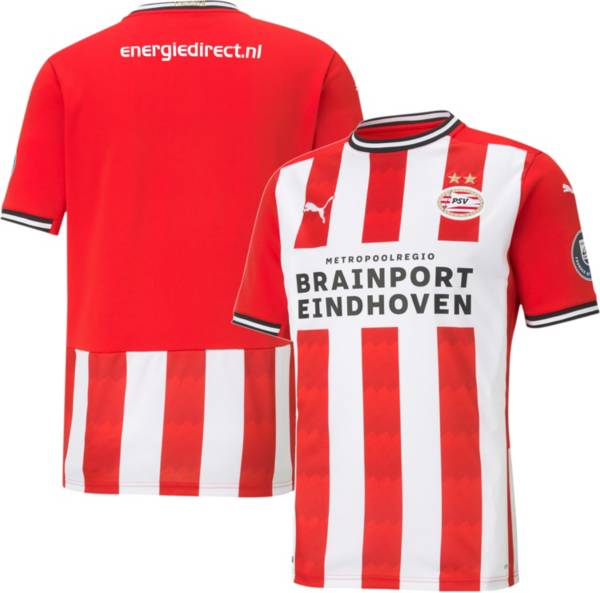 PUMA Men's PSV Eindhoven '20 Home Replica Jersey product image