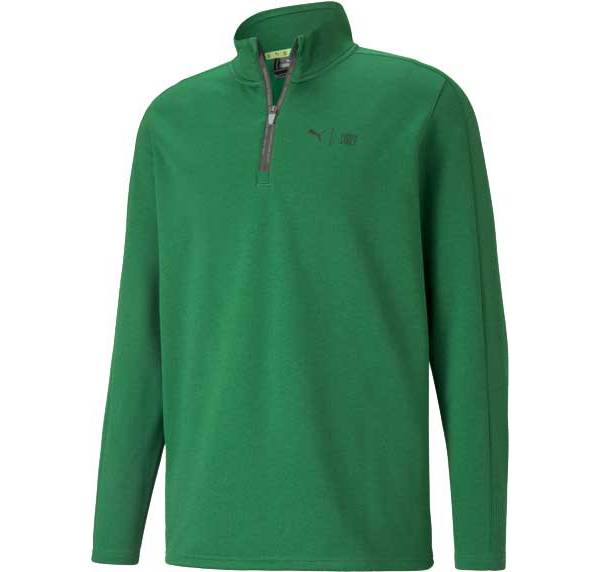 PUMA Men's First Mile 1/4 Zip Golf Pullover product image