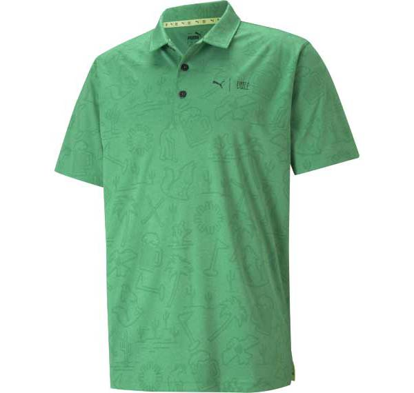 PUMA Men's First Mile Golf Polo product image