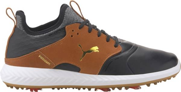 PUMA Men's IGNITE PWRADAPT Caged Crafted Golf Shoes product image