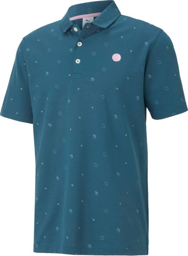 PUMA x Arnold Palmer Men's Legacy Print Golf Polo product image