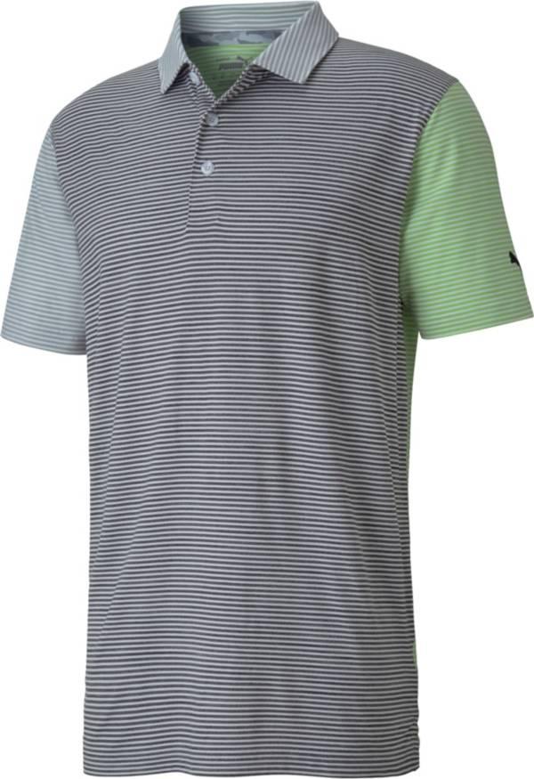 PUMA Men's Cloudspun Multicolor Golf Polo product image