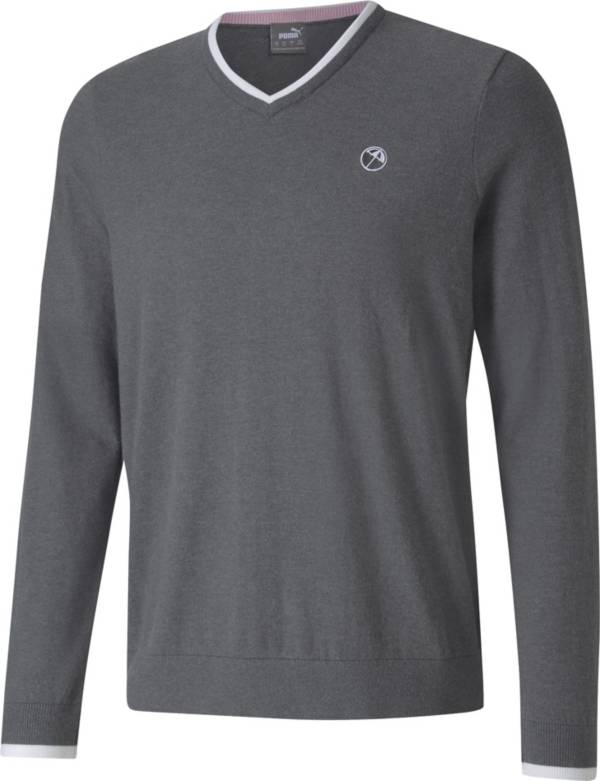 PUMA x Arnold Palmer Men's Members V-Neck Sweater product image