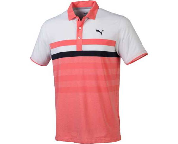 PUMA Men's One Way Golf Polo product image