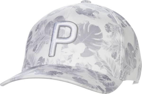 PUMA Men's P 110 Floral Snapback Golf Hat product image