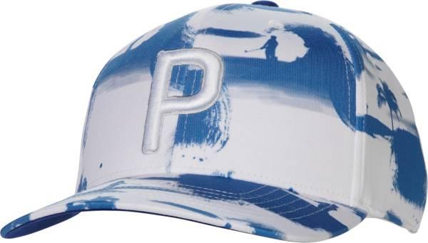 PUMA Men's P 110 Paint Pattern Snapback Golf Hat product image