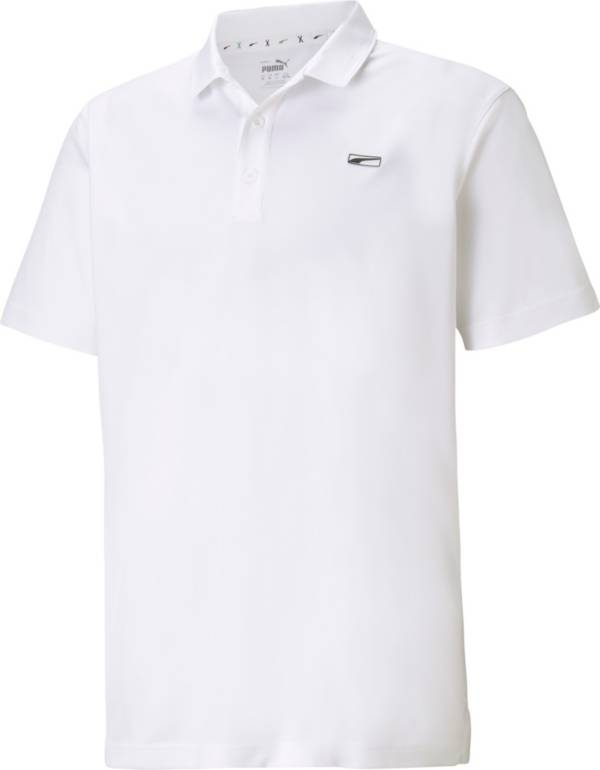 PUMA Men's Pique Moving Day Golf Polo product image