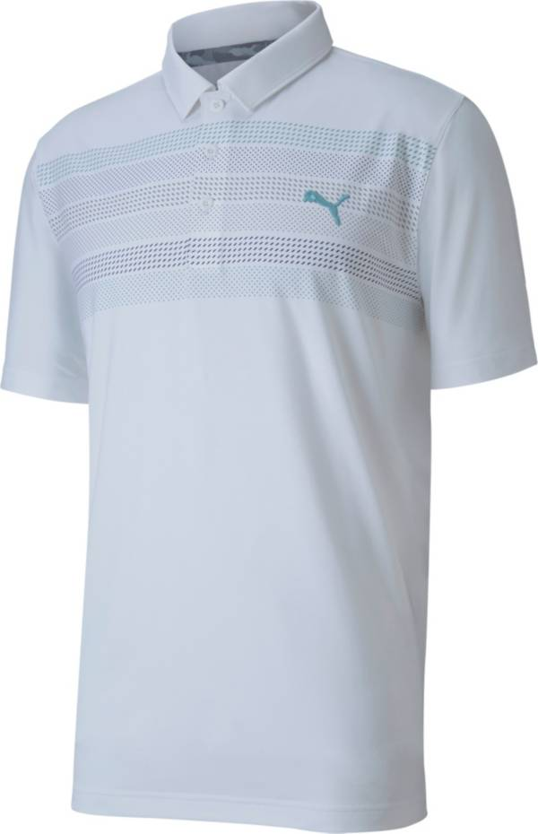 PUMA Men's Road Map Golf Polo product image