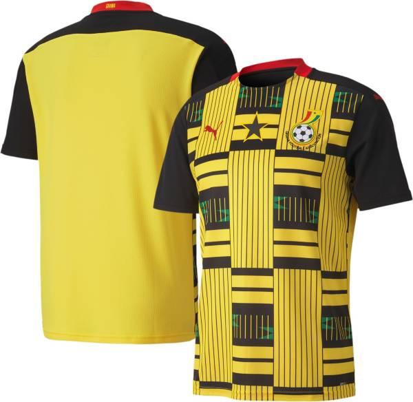 PUMA Men's Ghana '20 Away Replica Jersey product image