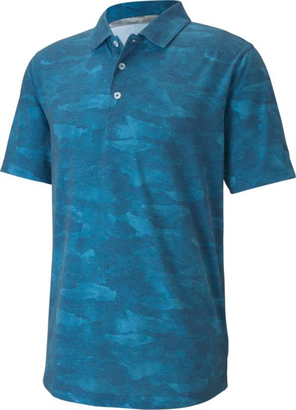 PUMA Men's Solarized Camo Polo product image
