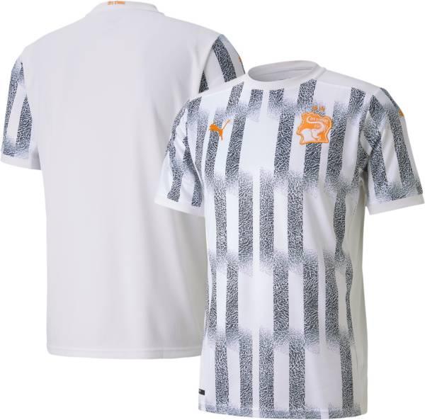 PUMA Men's Ivory Coast '20 Away Replica Jersey product image