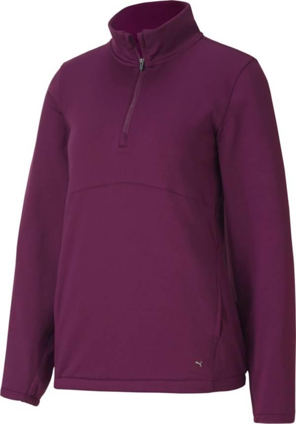 PUMA Women's CLOUDSPUN 1/4 Zip Pullover product image