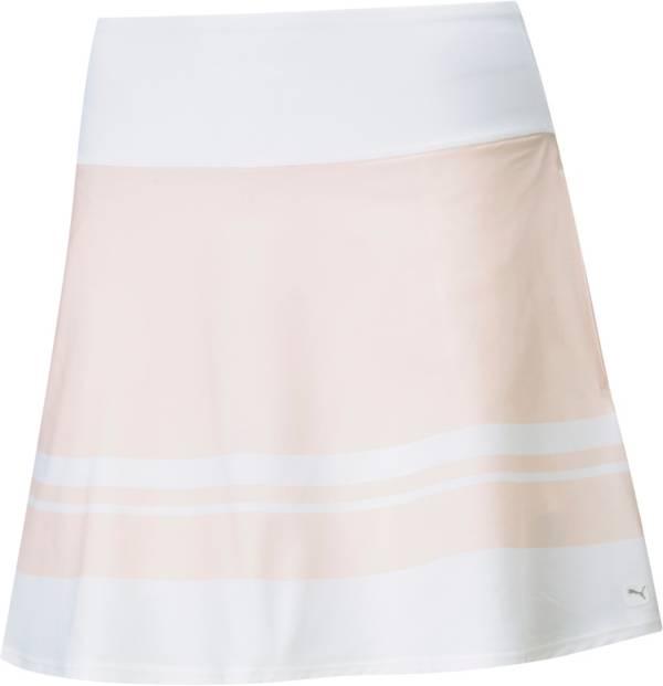 PUMA Women's PWRSHAPE Stripe 16''-18'' Golf Skirt product image