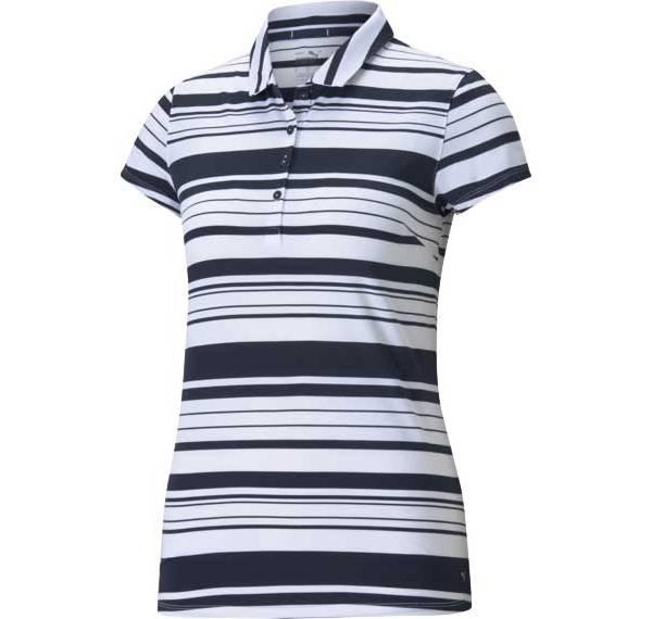 Puma Women's Ribbon Short Sleeve Golf Polo product image