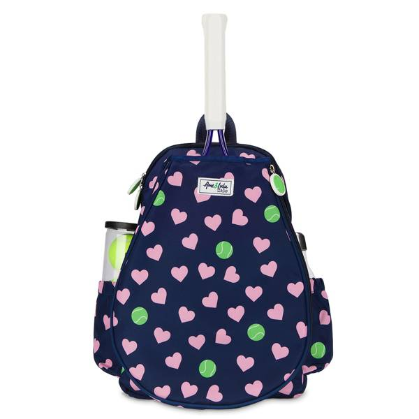 Ame and Lulu Little Love Youth Tennis Backpack product image