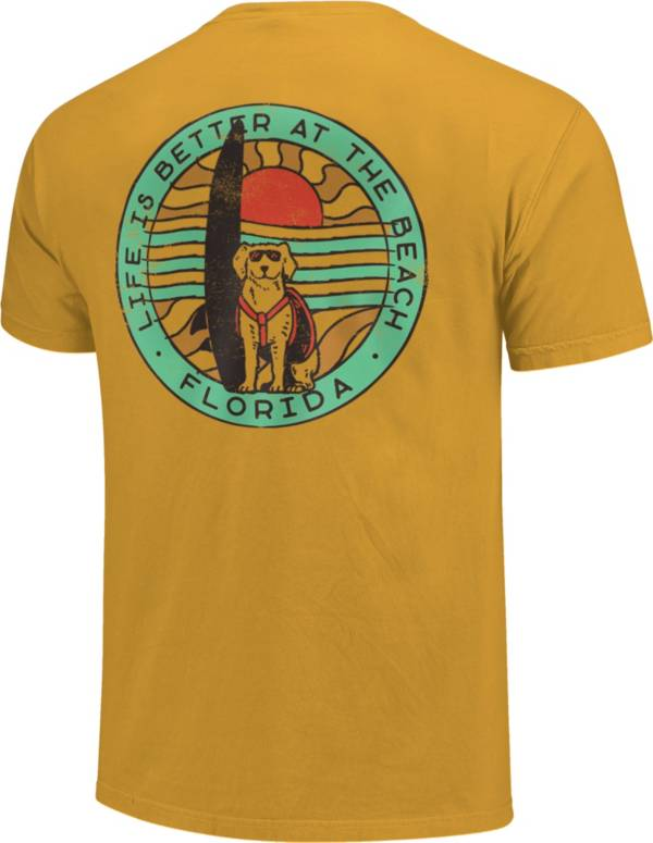 Image One Men's Florida Dog Short Sleeve T-Shirt product image