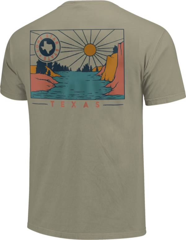Image One Men's Texas Sunset Short Sleeve T-Shirt product image
