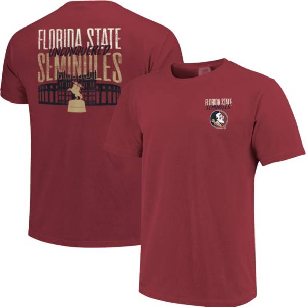 Image One Men's Florida State Seminoles Garnet Local Graphic T-Shirt product image