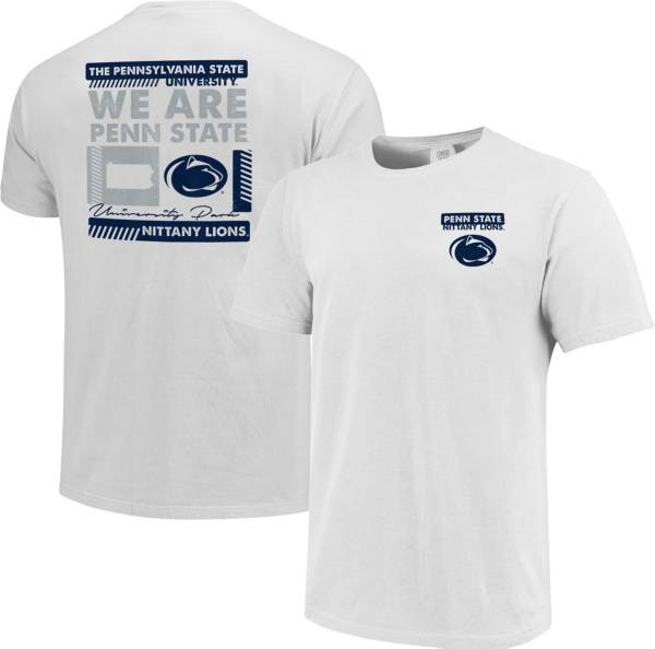 Image One Men's Penn State Nittany Lions Local Graphic White T-Shirt product image