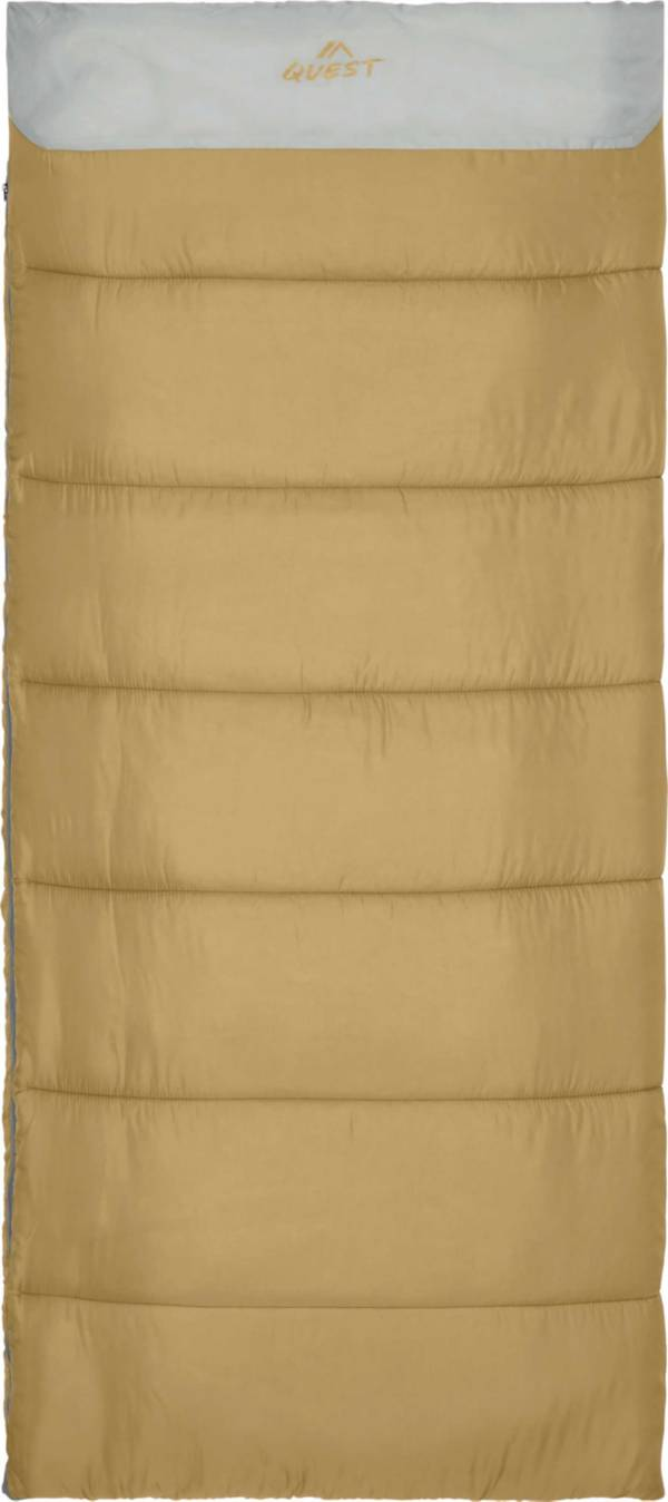 Quest 50° Recreational Rectangular Sleeping Bag product image