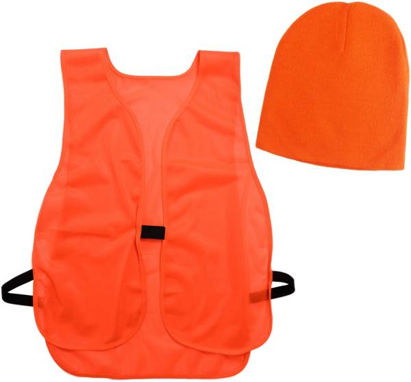 QuietWear Adult Vest and Beanie Set product image