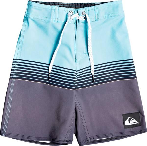 "Quiksilver Boy's Highline Slab 14"" Swim Trunks product image"
