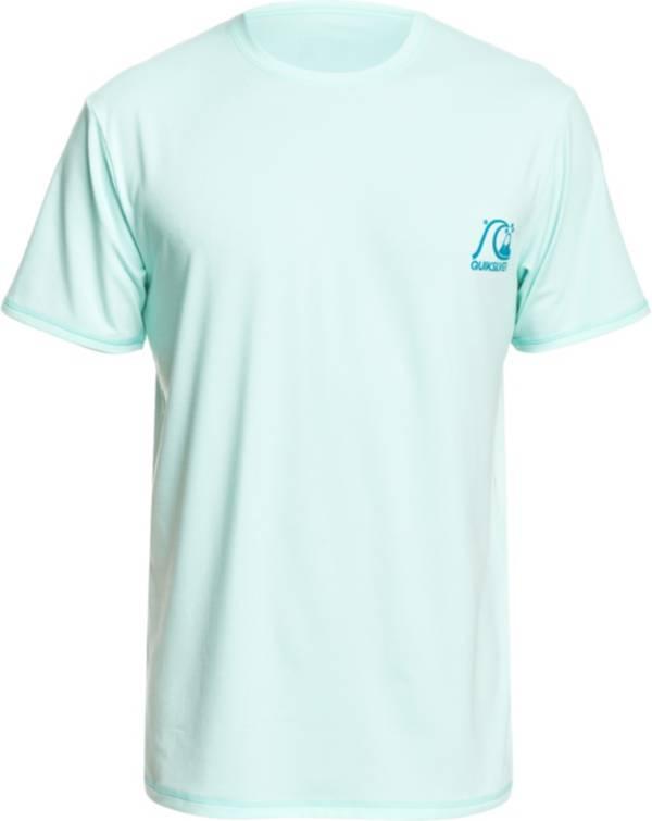 Quiksilver Boys' Heritage Short Sleeve Rash Guard product image