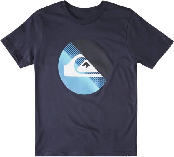 Quiksilver Boy's Slab Logo Short Sleeve T-Shirt product image