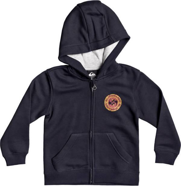 Quiksilver Boy's Stick Around Zip Fleece Hoodie product image