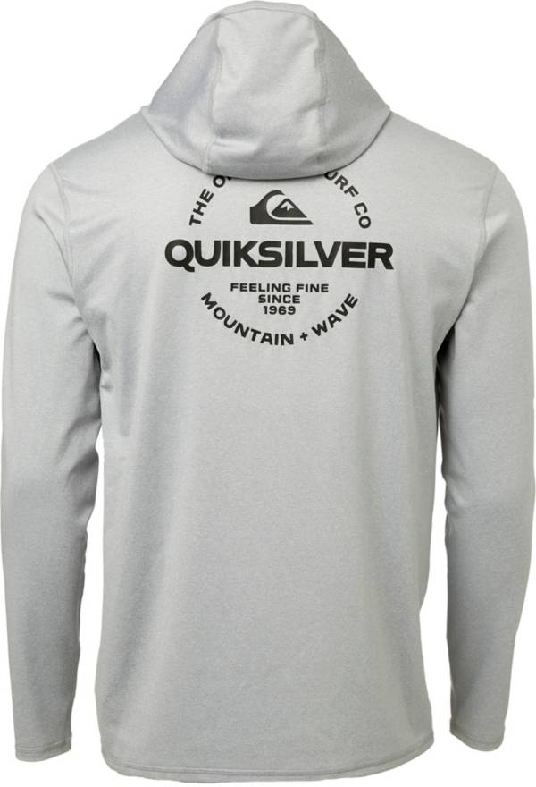 Quiksilver Men's Dredge Hooded Long Sleeve Shirt product image