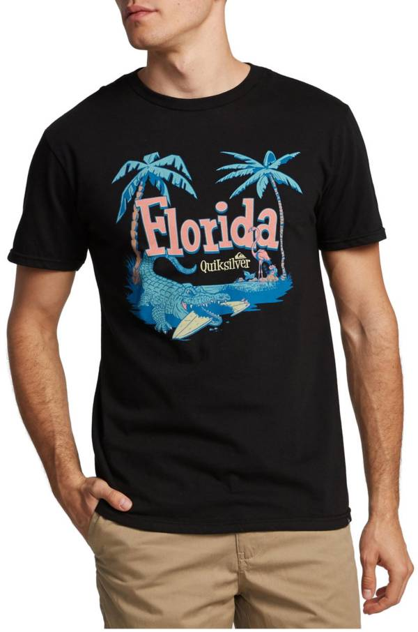 Quiksilver Men's Florida Flamingo Coast T-Shirt product image
