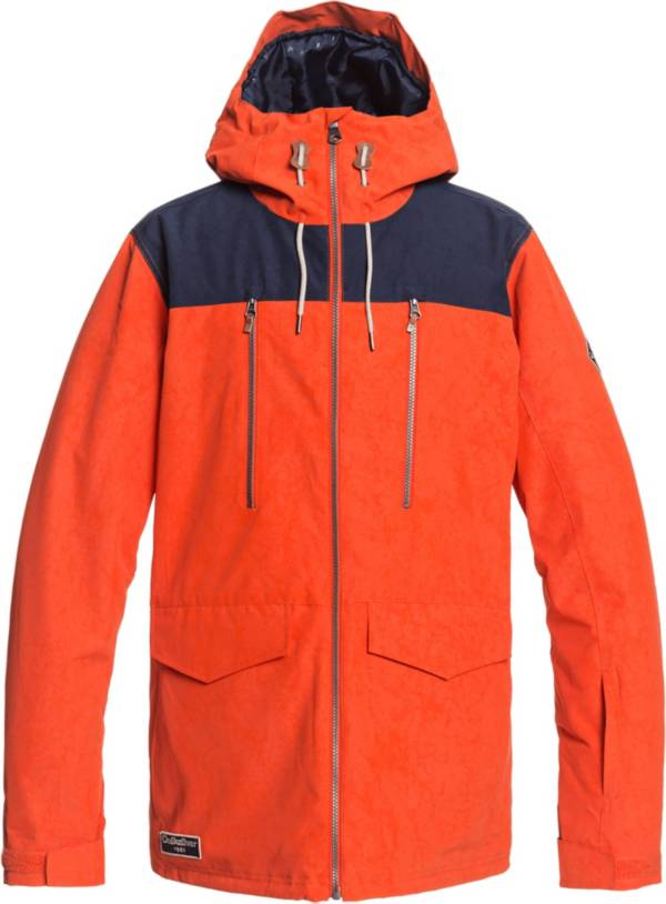 Quiksilver Men's Fairbanks Jacket product image