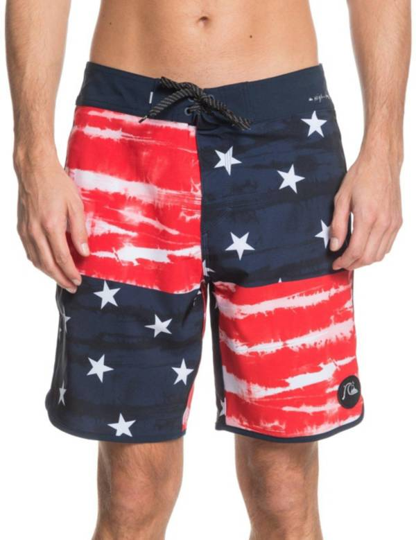 """Quiksilver Men's Highline Freedom Quad 19"""" Board Shorts product image"""