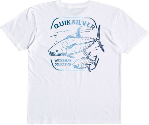 Quicksilver Men's King Fisher Short Sleeve T-Shirt product image