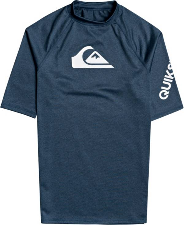 Quiksilver Men's All Time Short Sleeve Rash Guard product image
