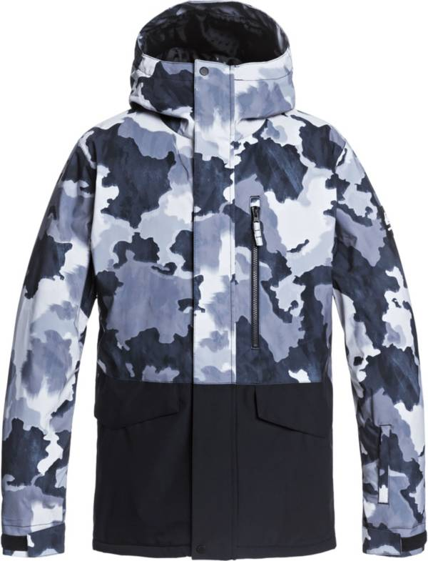 Quiksilver Men's Mission Printed Block Jacket product image