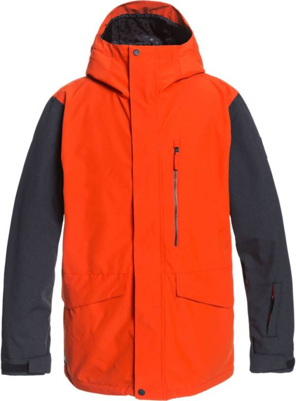 Quiksilver Men's Mission 3 in 1 Snow Jacket product image