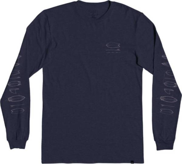 Quicksilver Men's Noosa Fins Long Sleeve T-Shirt product image