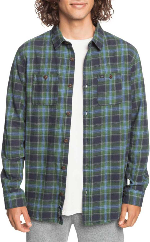 Quiksilver Men's Shadow Sets Flannel product image