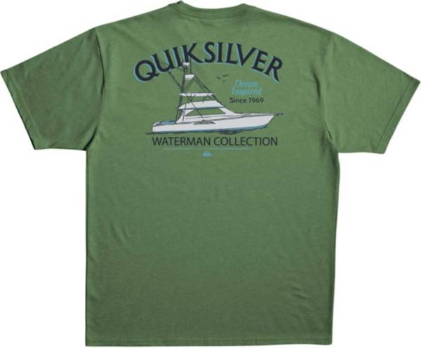Quicksilver Men's Shark Bay Short Sleeve T-Shirt product image