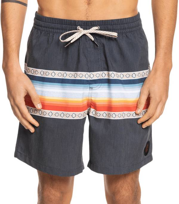 """Quiksilver Men's Sun Faded 17"""" Volley Shorts product image"""