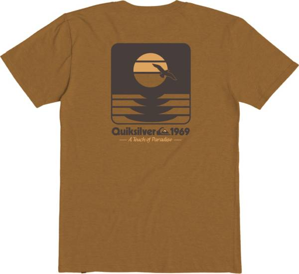 Quiksilver Men's Sunset Now Mod Short Sleeve T-Shirt product image